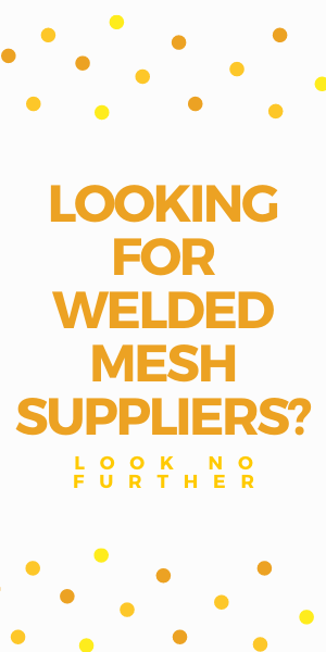 need welded mesh suppliers